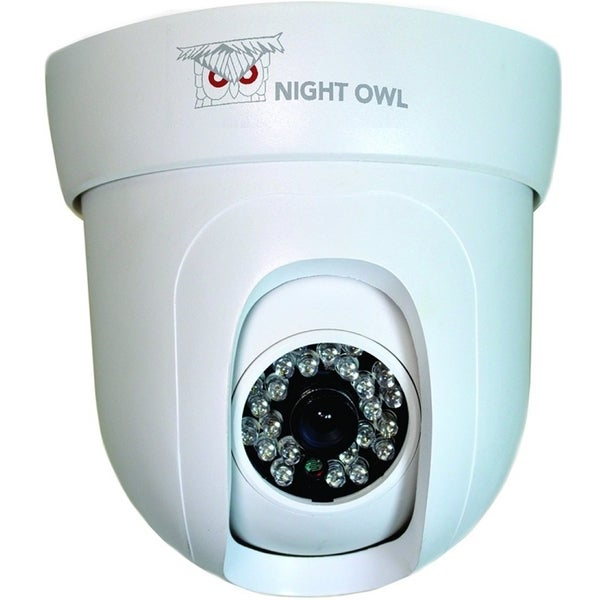 Night Owl CAM-PT624-W Surveillance Camera - Color
