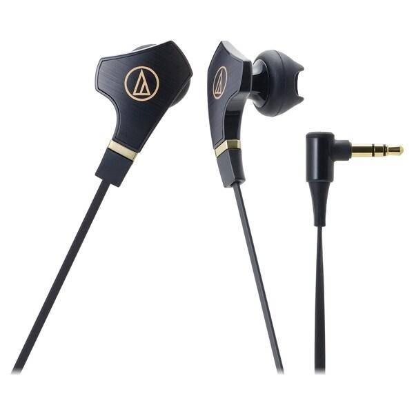 Audio-Technica ATH-CHX7 SonicFuel Hybrid Earbud Headphones