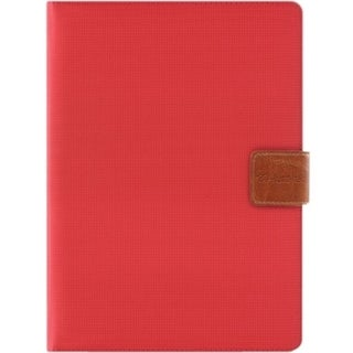 """Aluratek AUTC08FR Carrying Case (Folio) for 8"""" Tablet - Red"""