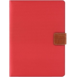 "Aluratek Universal Carrying Case (Folio) for 10"" Tablet - Red"