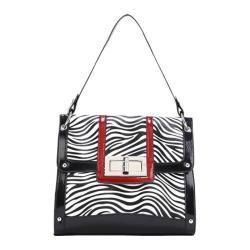 Women's Ann Creek NYA Satchel Zebra/Red