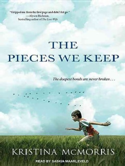 The Pieces We Keep: Library Edition (CD-Audio)