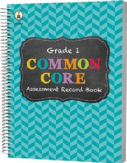 Common Core Assessment Record Book, Grade 1 (Paperback)