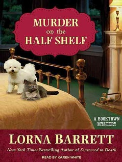 Murder on the Half Shelf: Library Edition (CD-Audio)