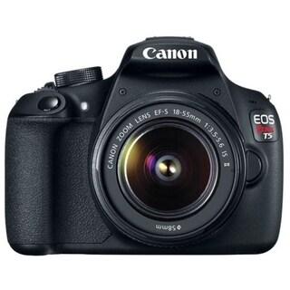 Canon EOS Rebel T5 EF-S 18-55 IS II Lens Kit