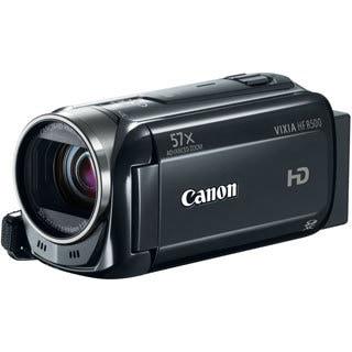 "Canon VIXIA HF R500 Digital Camcorder - 3"" - Touchscreen LCD - HD CMO"
