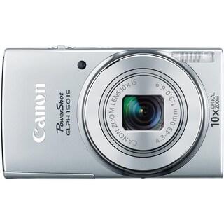 Canon PowerShot 150IS 20MP Silver Digital Camera