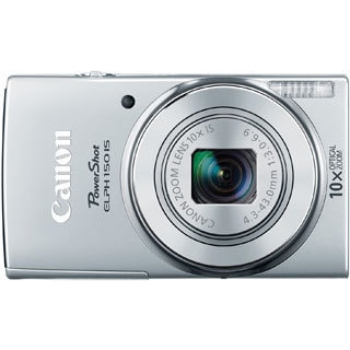 Canon PowerShot 150IS 20MP Silver Digital Camera