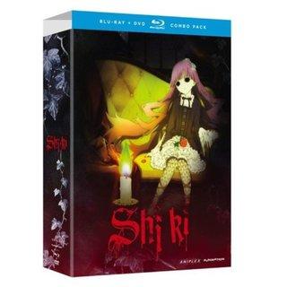 Shiki: Complete Series (Blu-ray/DVD) 12516593