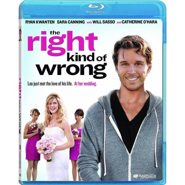 The Right Kind Of Wrong (Blu-ray Disc) 12516602