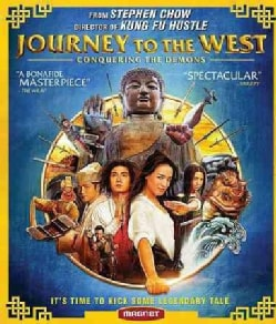 Journey To The West (Blu-ray Disc)