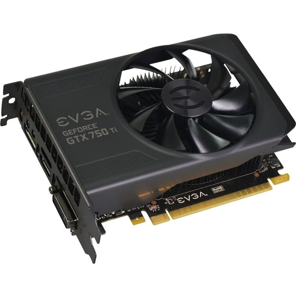 EVGA GeForce GTX 750 Ti Graphic Card - 1.02 GHz Core - 2 GB GDDR5 SDR