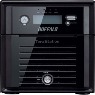 Buffalo TeraStation with Windows Storage Server 2012 R2 Network Attac