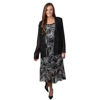 Tressa Designs Women's Lightweight 4-peice Skirt Set