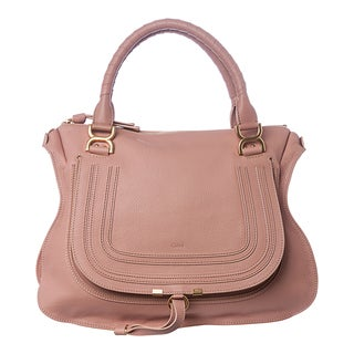 Chloe Large Marcie Shoulder Bag