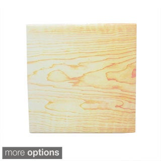 Ceramic Wall Tile Japanese Cedar Wood Grain (Pack of 20)