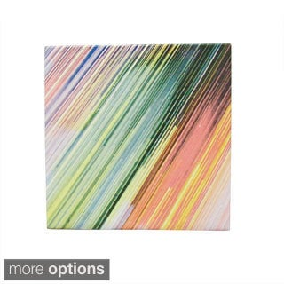 Modern Ceramic Wall Tile Abstract Lights Pattern (Pack of 20)