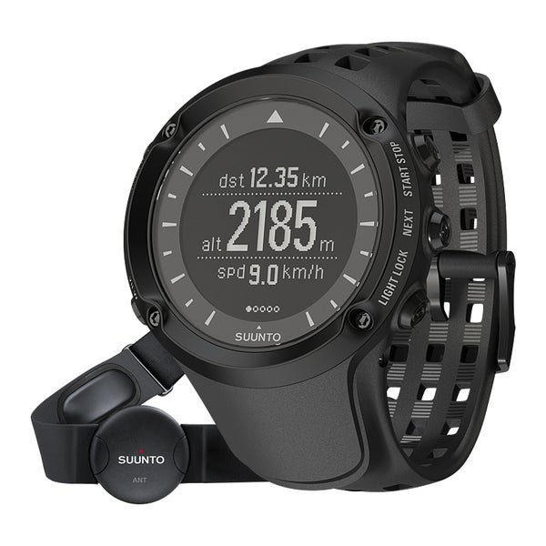 Suunto Men's SS018373000 Ambit Black Watch
