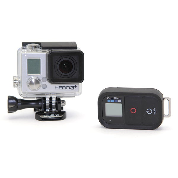 GoPro Hero3+ Black Motorsports Edition Camera Camcorder