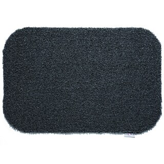 Charcoal Mud Trapper Mat (19.5x29.5-inch)