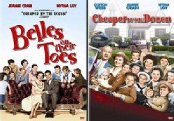 Cheaper By The Dozen '50/Belles On Their Toes (DVD)
