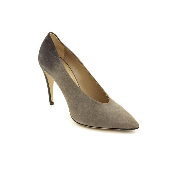 Calvin Klein Collection Women's 'Iman' Regular Suede Dress Shoes
