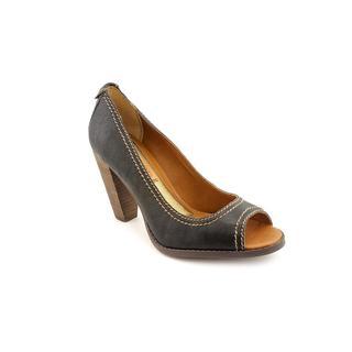 Calvin Klein Jeans Women's 'Drina' Leather Dress Shoes (Size 8.5 )