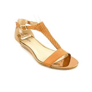 Alfani Women's 'Calm' Leather Sandals (Size 5 )