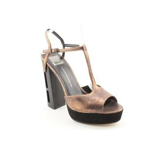 Dolce Vita Women's 'Jenna' Regular Suede Sandals