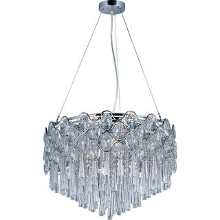 Jewel 20-light Single Pendant Light Fixture
