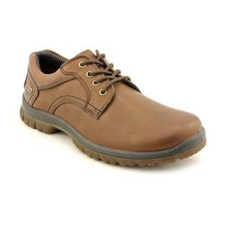 Hush Puppies Men's 'Outclass Oxford' Leather Casual Shoes