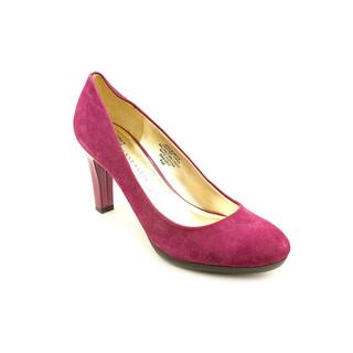Anne Klein AK Women's 'Clemence' Regular Suede Dress Shoes