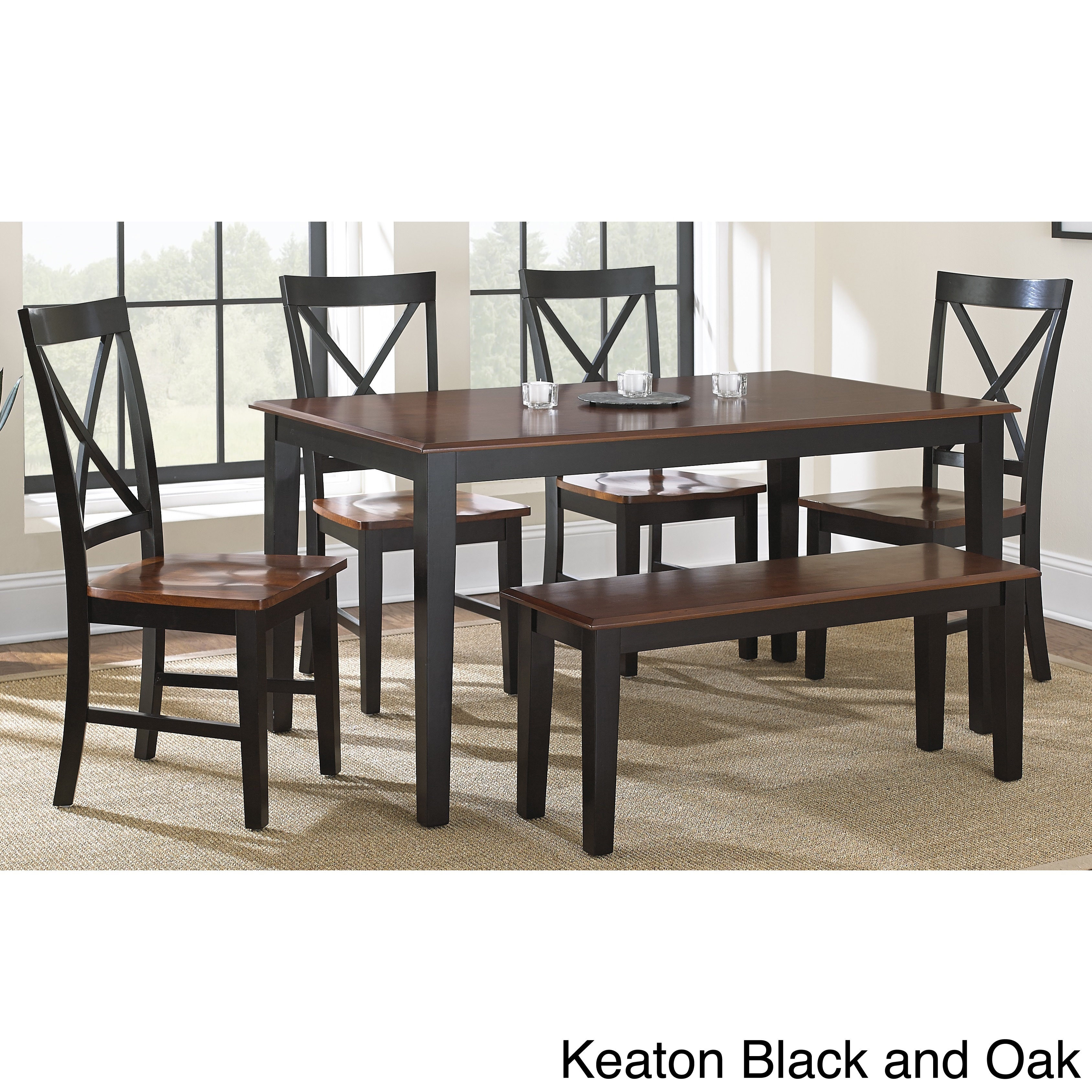 keaton dining sets overstock shopping big discounts on dining sets