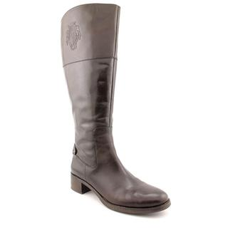 Etienne Aigner Women's 'Costa' Leather Boots (Size 8 )
