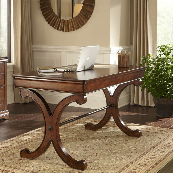 Liberty Rustic Cherry 54 Inch Writing Desk 16062990