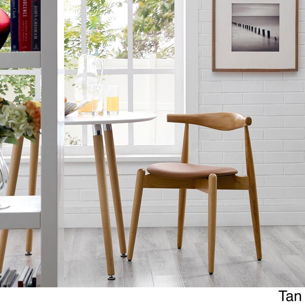 Natural Black Dining Chair