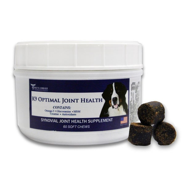 K9 Optimal Joint Health Supplement Soft Chews