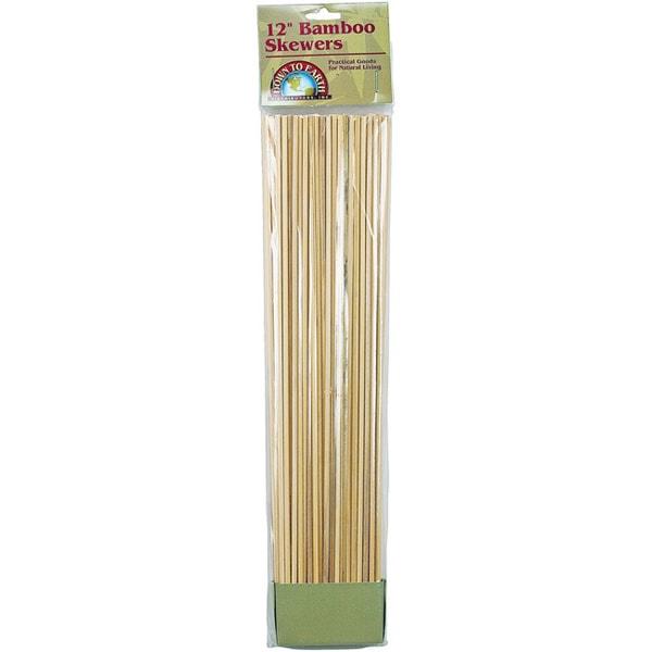 Bamboo Skewers (Pack of 100)