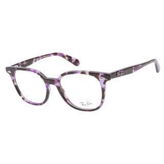 Ray Ban Glasses Black And Purple