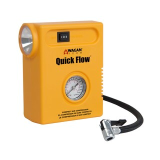 Quick Flow Compact Air Compres