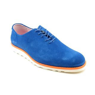 Moods of Norway Men's 'Farsund' Regular Suede Casual Shoes