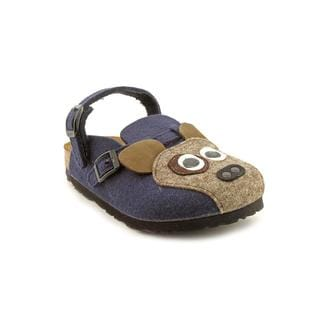 Birki's Boy (Youth) 'Cork Clog - Kay Felt Dog' Felt Casual Shoes