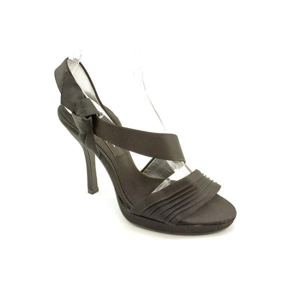 Nina Women's 'Dejane' Satin Dress Shoes (Size 6)