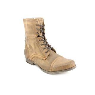 Steve Madden Men's 'Troopah XL' Leather Boots