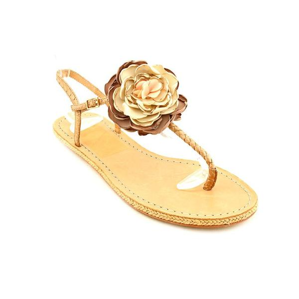 Aerin Women's 'Pedros' Leather Sandals (Size 6.5 )