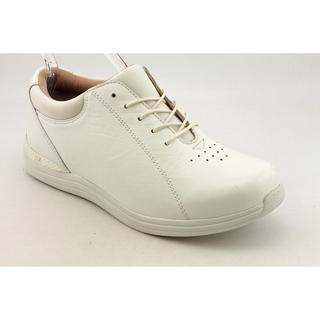 Drew Women's 'Tulip' Leather Athletic Shoe - Narrow
