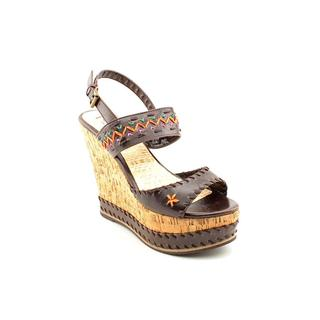 Two Lips Women's 'Clove' Leather Sandals