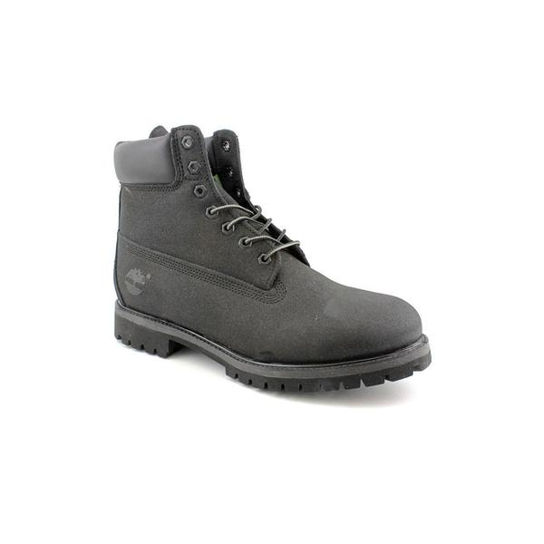 Timberland Men's 'Af 6 In Prem Scuff' Leather Boots (Size 15 )
