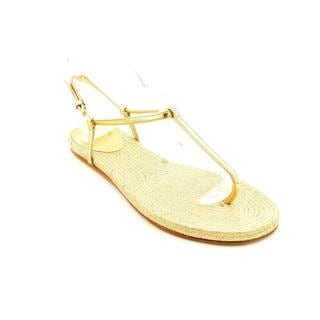 Gucci Women's 'Voile' Leather Sandals (Size 6 )