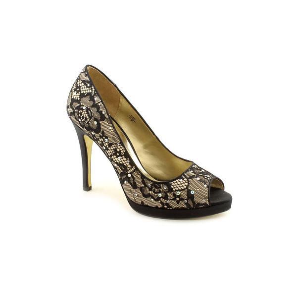 Benjamin Adams London Women's 'London' Basic Textile Dress Shoes (Size 9)